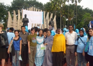 Asian Domestic Workers Assembly at Indonesia-2008