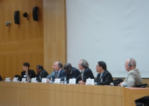 Delegats at IOM Conference on Migration in Geneva-2008