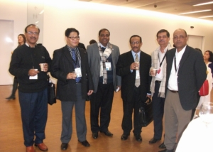 GFMD-Bangladesh Delegats at Geneva, Switzerland-2011