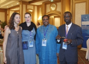 GFMD-CSD Delegates at Welcome Day in Manila, Philipines-2008
