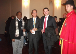 GFMD-Meeting with Jhon Bingham, ICMC at Geneva-2011