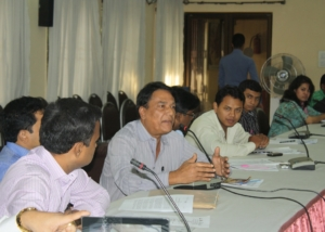 GFMD-Mr. Faruque at Consaltation-Dhaka-2011