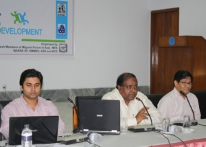 GFMD-Mr. Saiful at National Consaltation-Dhaka-2011