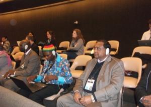 GFMD-Plenary at UN Geneva, Switzerland-2011