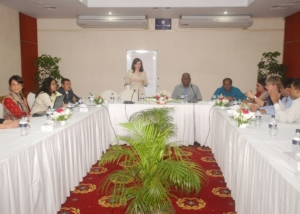 GFMD-Themetic Round Table at Dhaka-2011