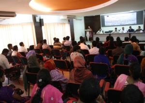 HR Day-Discussent at Press Club, Dhaka-2011