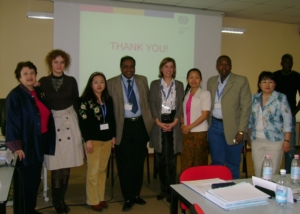 ILO Training on Migration-Turin, Italy-2008