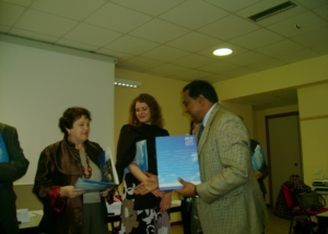 ILO Training on Migration at ITC-Turin, Italy-2008