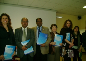 ILO Training on Migration at-Turin, Italy-2008