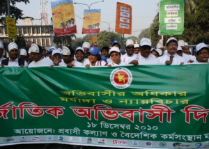 IMD-Govt. National Level Rally at Dhaka-2010