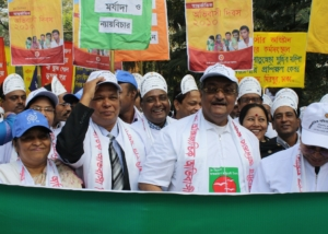 IMD-Govt. Rally at National Level-Dhaka-2011