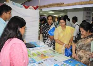 IMD Stall at Convention Center-Dhaka-2011