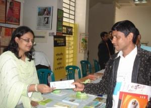 IMD-WARBE Stall at Dhaka-2009