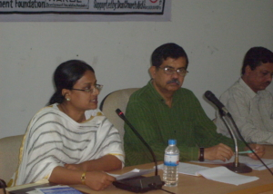 Jasiya's Presentation on Pre-departure at Dhaka-2008