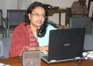 Jasiya's Presention-Women Migration, Dhaka-2009