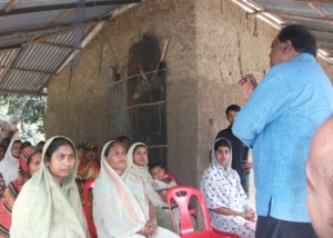 MJF Pro-Families Meeting on Ramittances-Sreepur-2011