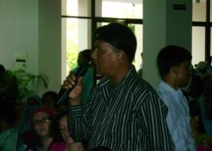 MJF Seminar on Migrants Contribution at Dhaka-2010