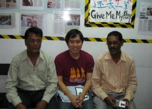 MSAI-Meeting at Singapore
