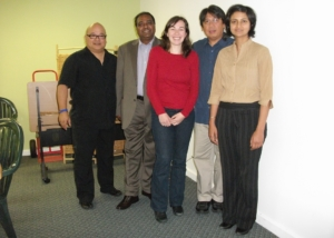 Meeting with TIGRA Members at Oakland, USA-2009