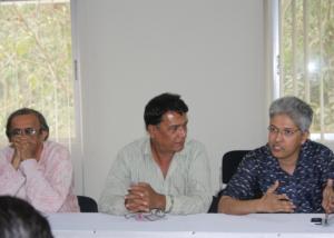 Mr. Adilur of Odhikar at Sapa Regional Meeting, Dhaka-2011