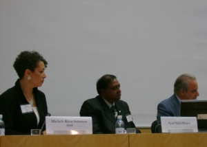 Mr. Saiful at IOM Conference in Geneva-2008