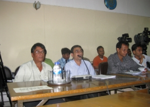 Ntional Consultation on GFMD-2009 at Dhaka, Bangladesh