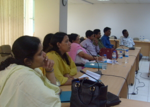 Participants-Workshop on Pre-departure at Dhaka-2008