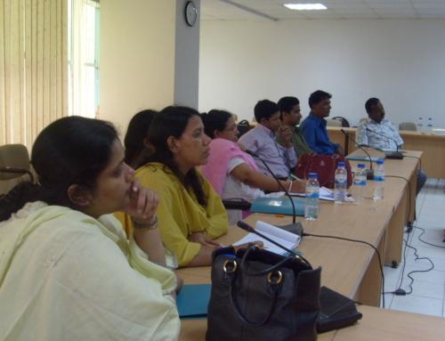 Participants-Workshop on Pre-departure at Dhaka-2008