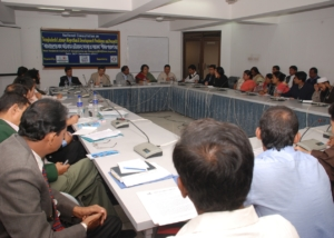 Participants of Consultation on Migration at Dhaka-2007