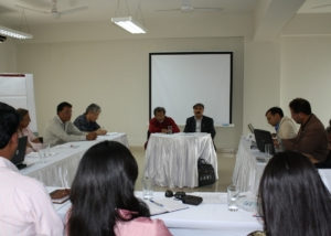 Participants of SAPA Regional Meeting at Dhaka-2011
