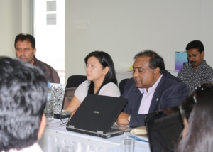 Presentation at SAPA Regional Meeting-Dhaka-2011