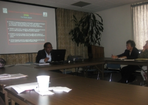 Presentation at UN NGO Comittee Meeting-2009