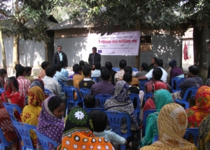 Remittance Education for Families-Mithapukur-2011