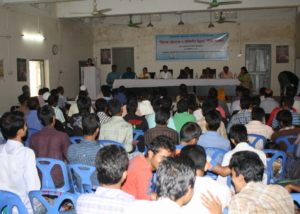 Workshop on Migrants' Welfare-Muktagacha-2011
