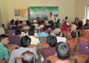 World Aids Day-Discussion Meeting-Norshingdi-2010