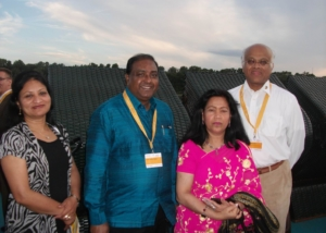 World Media Forum-Bangladesh Delegates at Bonn-2011