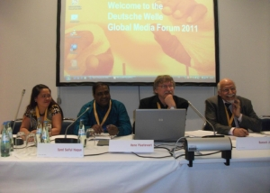 World Media Forum-Workshop on Migration in Bonn-2011