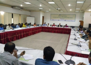 A Glimpse of National Consultation on Civil Society's Shadow Report