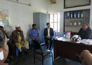 Discussion at Comilla MISC
