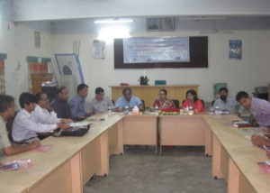 EU-DCA Pro-Local Govt. Official Training at Rangpur-2012