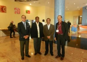GFMD-Bangladesh Delegation at Mauritius-2012