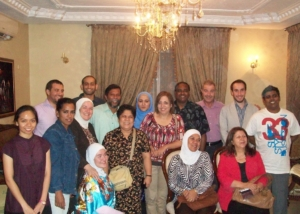 MFA with Jordan Human Rights Commission-2012