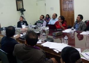 National Consultation at BAIRA