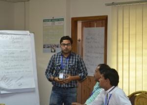 Presentation of DTP Participants