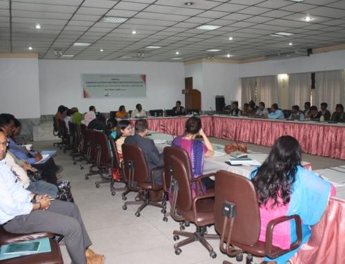 WARBE Seminar on Law & Policy to Protect Migrants at CIRDAP, Dhaka-2012